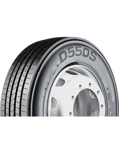 DAYTON D550S 215/75 R17.5 126M